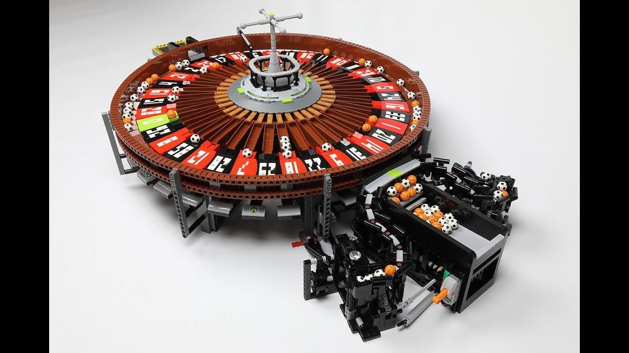 Roulette GBC LEGO