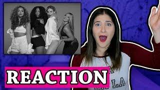 Little Mix   Strip Official Video Ft. Sharaya J   REACTION