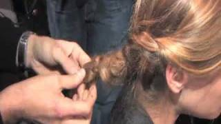 Cutler/Redken howto and Style, Alexandre Herchcowitz New York Fashion Week Fall 2009 interview