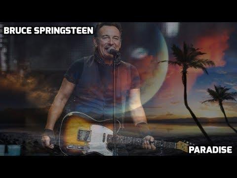 Bruce Springsteen -  Paradise ( Lyrics )