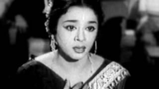 Mera Dil Baharon Ki  Lata Mangeshkar Aadhi Raat Ke Baad Song