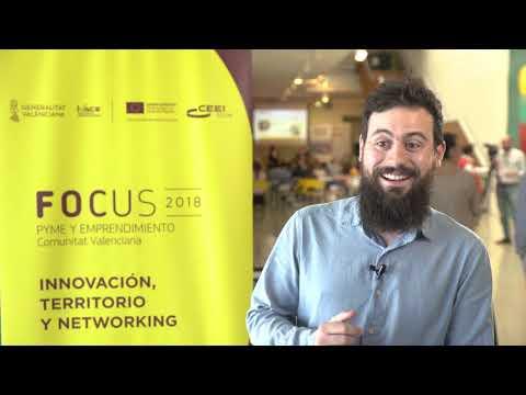 Raúl Verdú, CBDO y cofundador de PLD Space en Focus Pyme y Emprendimiento Conectando Start[;;;][;;;]