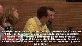 preview picture of video 'Guillermo Luján propone destinar 1 MILLÓN DE EUROS para EMPLEO en Aldaia'
