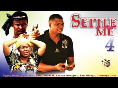 Settle Me Season 4   -  2015 latest Nigerian Nollywood  Movie