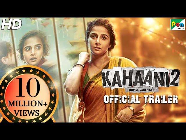 Kahaani 2 Theatrical Trailer 2016 | Vidya Balan | Arjun Rampal