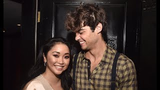 Noah Centineo Talking Dreamily About Lana Condor For 5 Minutes