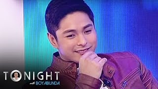 Coco describes his first kiss in Fast Talk with Boy Abunda