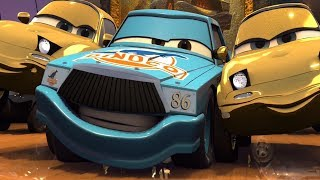 Cars, But it's just Chick Hicks