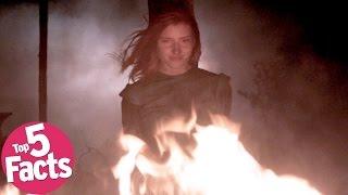 Top 5 Shocking  Salem Witch Trials Facts