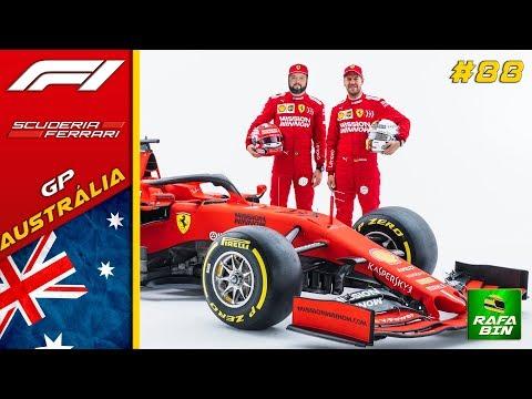F1 2018 CARREIRA #88 NOSSO PRIMEIRO DESAFIO