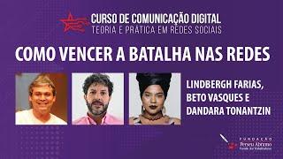 #AOVIVO | Como vencer a batalha nas redes | Curso de Comunicação Digital
