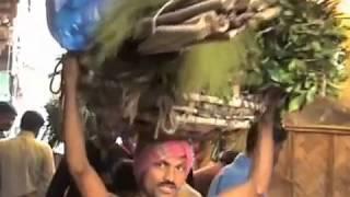 preview picture of video 'India:  The Kolkata/Calcutta Flower Market'