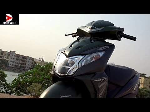 2018 Honda Dio DX First Ride Review #ScooterFest