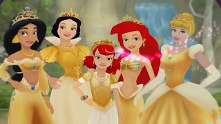 Princesas Disney   Enchanted Journey   Full Movie Game Completo   ZigZag