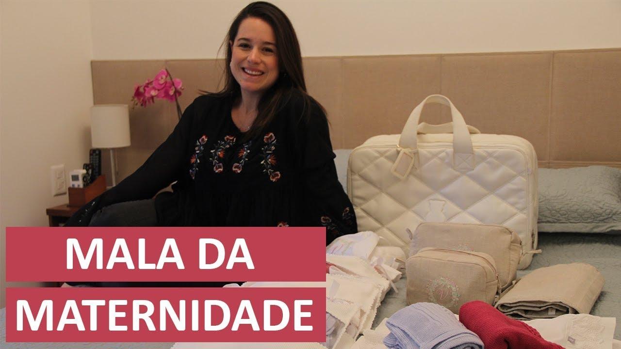 CqA TV: Mala da Maternidade da Vic!