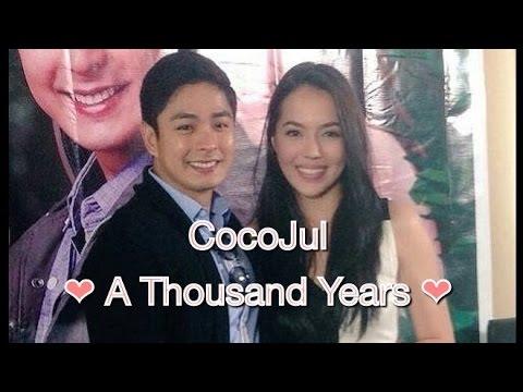 Coco Martin & Julia Montes ( CocoJul ) A Thousand Years ❤️
