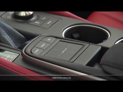 « Remote Touch » de Lexus