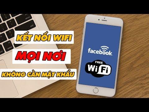 Truesmart | Mẹo Kết Nối Mọi Wifi Không Cần Mật Khẩu