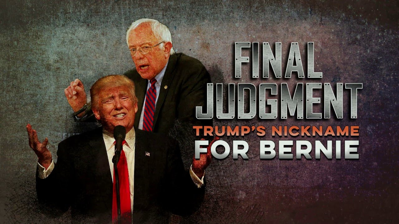 Trump's Pathetic Attack On Bernie Sanders thumbnail