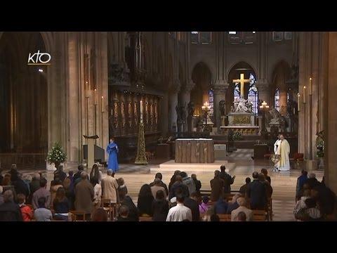 Messe du 22 avril 2016