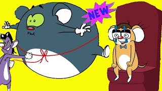 Rat-A-Tat |'Mice Bros Fun Overload New Episode Stare Off + More'| Chotoonz Kids Funny Cartoon Videos