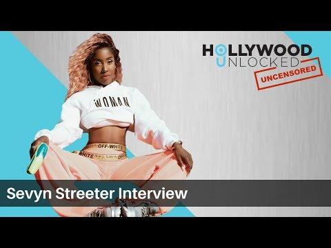 """Sevyn Streeter talks Relationships, Depression & Song """"Yernin"""" on Hollywood Unlocked [UNCENSORED]"""