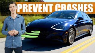 4 Technologies That Could Prevent Your Next Car Crash