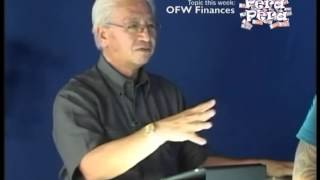 Finances of the OFW's ( A Must Watch!)