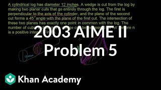 2003 AIME II Problem 5