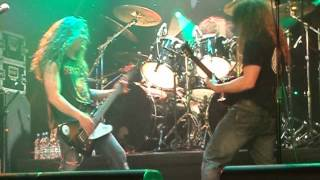 BËEHLER - Violence & Force/Scream in the Night/Iron Dogs[Metal Attack II-Carioca Club,SP(06/17/11)]