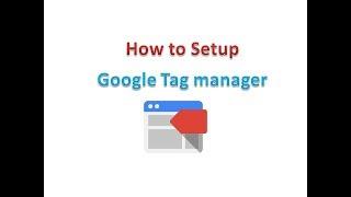 Google Tag Manager Setup in Hindi