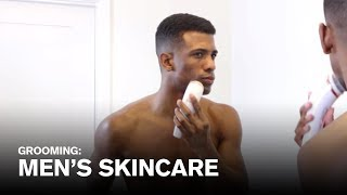Black Men's Skincare Routine | Ingrown Hairs, Razor bumps, Hyperpigmentation