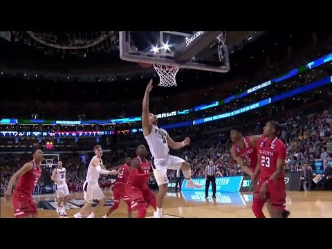 Top Plays from Day 2 of the Sweet 16