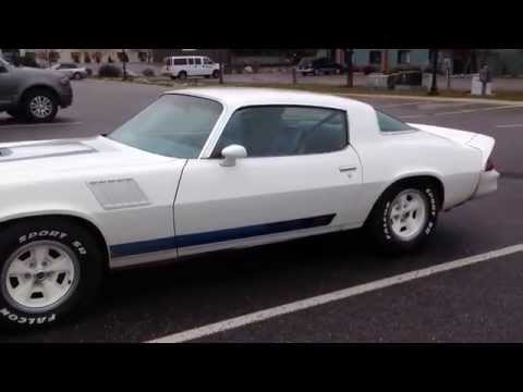 Video of '79 Camaro Z28 - CUUO