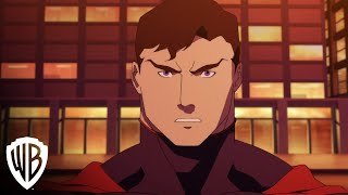 The Death and Return of Superman Trailer