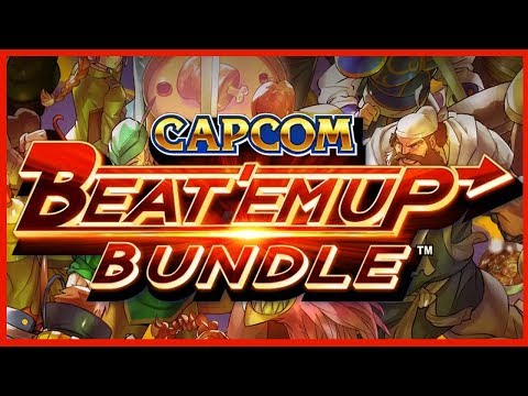 Capcom Beat Em Up Bundle review - Steamdrunk
