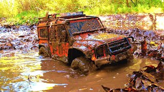 RC Car Stuck In Mud — RC off road Extreme Pictures
