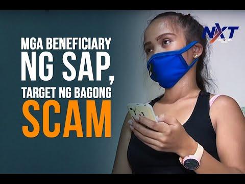 [ABS-CBN]  Mga beneficiary ng SAP, target ng bagong scam | NXT