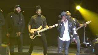 Anthony Hamilton live at North Sea Jazz 2016 Rotterdam