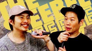 Justin Chon On The Steebee Weebee Show [Ep 65]