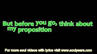 Marvin Gaye & Tammi Terrell - You Ain't Livin' Till You're Lovin' (with lyrics)