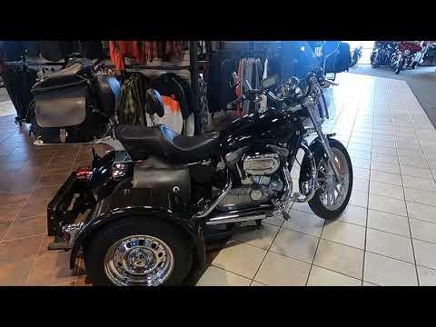 2006 Harley-Davidson Sportster 883 Low XLH 883 L