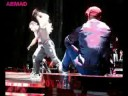 Madonna Heartbeat Sticky & Sweet tour Lisboa Live 2008