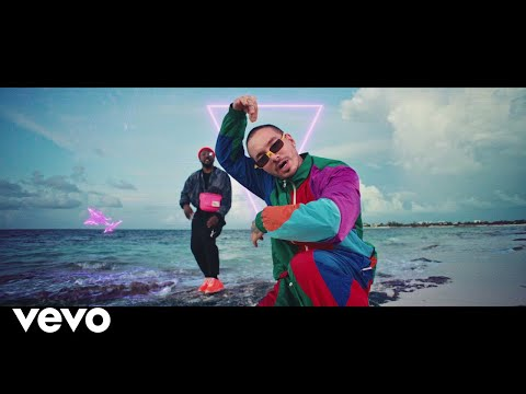 Black Eyed Peas ft. J. Balvin – RITMO