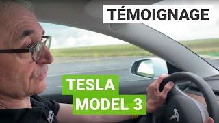 Tesla Model 3 : l'avis d'un propriétaire après 2000km