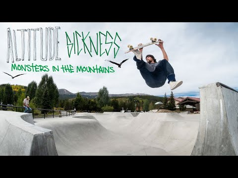 Altitude Sickness: Monsters in the Mountains Video