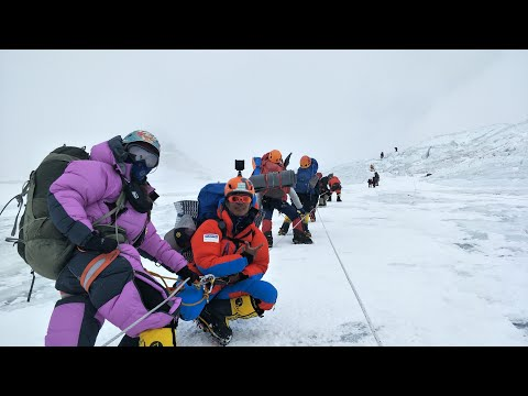 Everest Expedition in the Himalayas