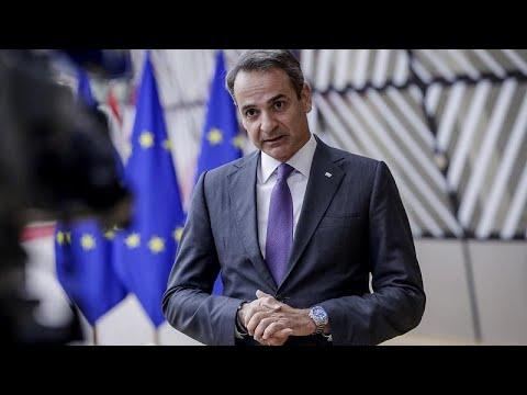 Κυριάκος Μητσοτάκης: «Ζήτημα μεγάλης σημασίας για όλη την Ευρώπη» η τουρκική προκλητικότητα…