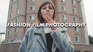 Shooting Fashion Portraits On Film || Leica M6