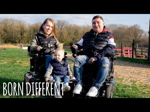 Being Disabled Doesn't Stop Us Being Great Parents   BORN DIFFERENT